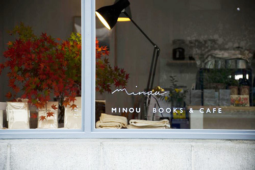 MINOU BOOK&CAFE