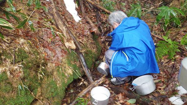 冬山キャンプ2