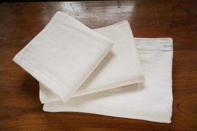がーぜのバスタオルとタオル2枚セット